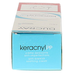 DUCRAY keracnyl PP Creme 30 Milliliter - Oberseite