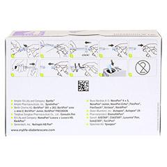 MYLIFE Clickfine Pen-Nadeln 4 mm 100 Stück - Unterseite