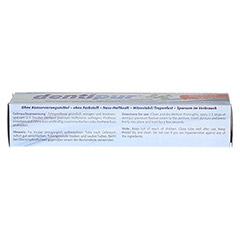 DENTIPUR Premium Haftcreme Kamille 40 Gramm - Unterseite