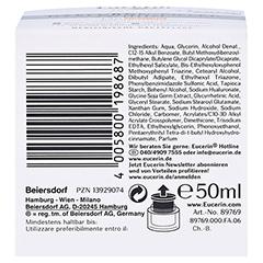 Eucerin Hyaluron-Filler Tagespflege LSF 30 + gratis Eucerin HYALURON-FILLER Intensiv-Maske 50 Milliliter - Unterseite