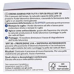 Eucerin Hyaluron-Filler Tagespflege LSF 30 + gratis Eucerin HYALURON-FILLER Intensiv-Maske 50 Milliliter - Rechte Seite