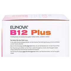 Eunova B12 Plus Lösung zum Einnehmen + gratis EUNOVA B12 Probe 30x8 Milliliter - Rechte Seite