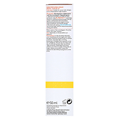 La Roche-Posay Anthelios Sun Intolerance LSF 50+ Creme + gratis La Roche Posay Posthelios After-Sun 40 ml 50 Milliliter - Rechte Seite