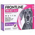 FRONTLINE Tri-Act Lsg.z.Auftropfen f.Hunde 20-40kg 6 Stück