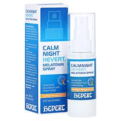 CALMNIGHT Hevert Melatonin Spray 30 Milliliter