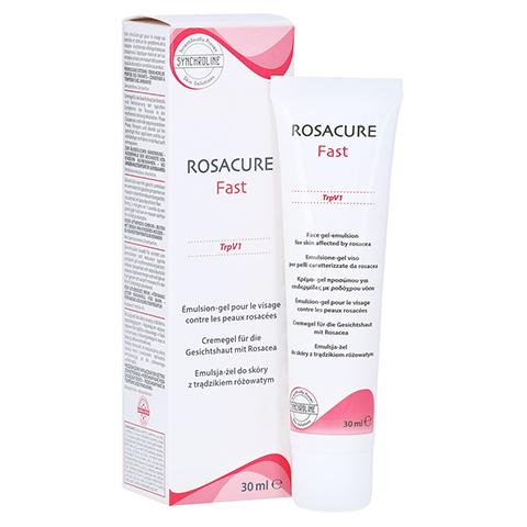 SYNCHROLINE Rosacure fast Creme 30 Milliliter
