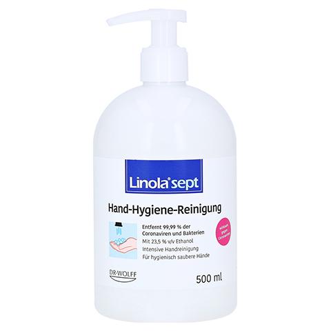 LINOLA sept Hand-Hygiene-Reinigung 500 Milliliter