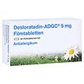 Desloratadin-ADGC 5mg 50 Stück N2
