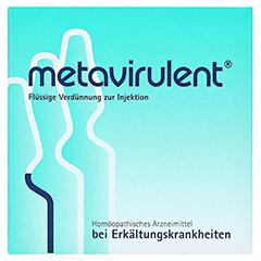 METAVIRULENT Injektionslösung 5x2 Milliliter - Vorderseite