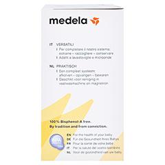 MEDELA Milchflaschenset 1 Packung - Rechte Seite