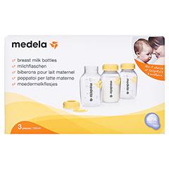 MEDELA Milchflaschenset 1 Packung - Vorderseite