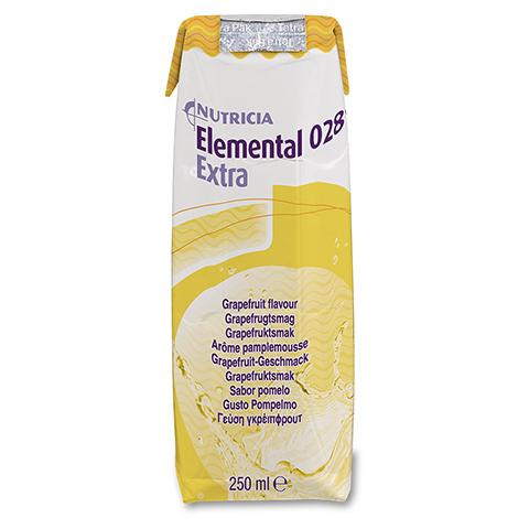 ELEMENTAL 028 Grapefruit flüssig 18x250 Milliliter