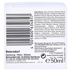 EUCERIN Anti-Age HYALURON-FILLER Tag trockene Haut + gratis Eucerin Hyaluron Spray 50ml 50 Milliliter - Unterseite