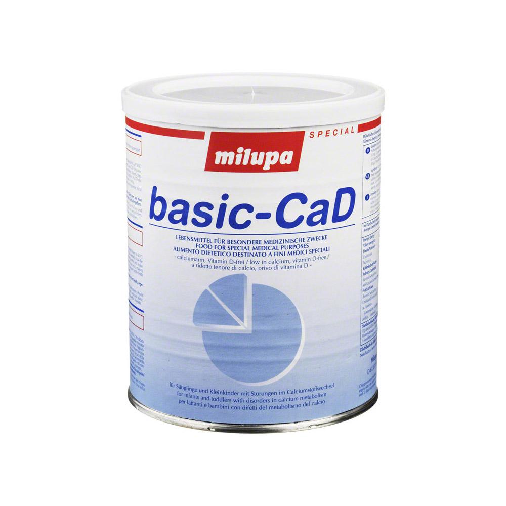 erfahrungen zu milupa basic cad pulver 400 gramm medpex