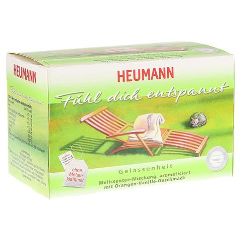 HEUMANN Tee f�hl dich entspannt Filterbeutel 20 St�ck