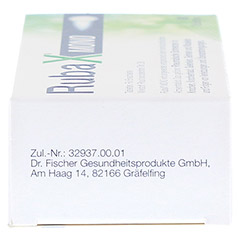 RUBAX MONO Tabletten 80 Stück - Linke Seite