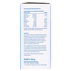BASICA instant Pulver 300 Gramm - Linke Seite