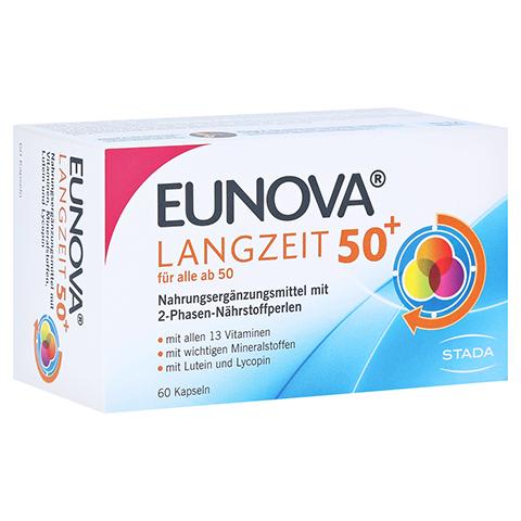 Eunova Langzeit 50+ Kapseln 60 Stück