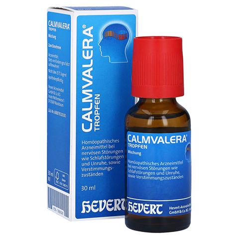 CALMVALERA Hevert Tropfen 30 Milliliter N1