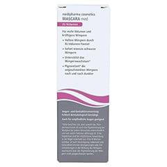 medipharma Mascara med XL-Volumen 6 Milliliter - Rückseite