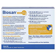 BIOSAN STRESS Granulat 7 Stück - Rückseite