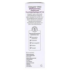 CETAPHIL Pro Spot Control mattier.Feuchtigkeit Cr. 120 Milliliter - Rechte Seite