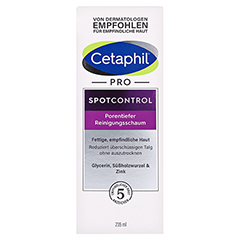 CETAPHIL Pro Spot Control porent.Reinigungsschaum 235 Milliliter - Vorderseite