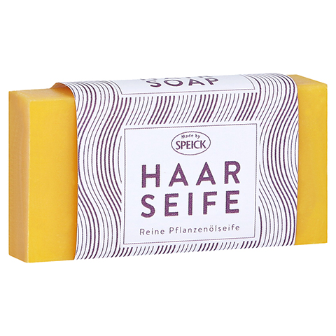 Haarseife made by Speick 45 Gramm