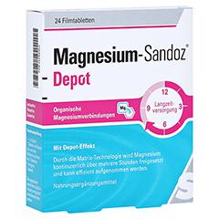 MAGNESIUM-SANDOZ Depot Filmtabletten 24 Stück