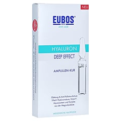 EUBOS ANTI-AGE Hyaluron Deep Effect Ampullen 7x2 Milliliter