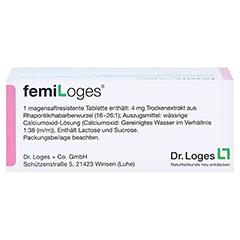 femiLoges 100 Stück N3 - Rückseite