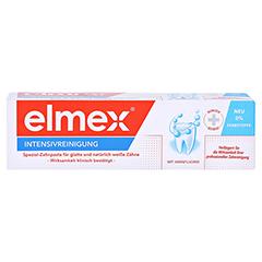 Elmex Intensivreinigung Spezial Zahnpasta 50 Milliliter - Vorderseite