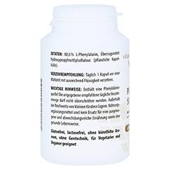 PHENYLALANIN 500 mg Kapseln 120 Stück - Rechte Seite