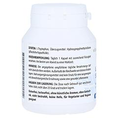 L-TRYPTOPHAN 500 mg Kapseln 60 Stück - Rechte Seite
