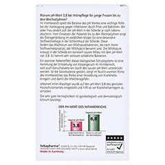 Sebamed Intim Waschgel pH 3,8 für die junge Frau + gratis SEBAMED Intim Waschgel pH 3,8 für die junge Frau 200 Milliliter - Rückseite