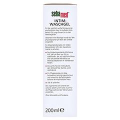 Sebamed Intim Waschgel pH 3,8 für die junge Frau + gratis SEBAMED Intim Waschgel pH 3,8 für die junge Frau 200 Milliliter - Linke Seite