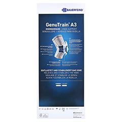 GENUTRAIN A3 Knieband.links Gr.1 titan 1 Stück - Rückseite