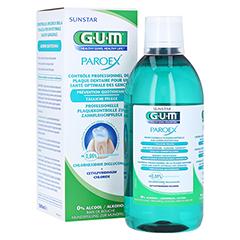 GUM Paroex Mundspülung 0,06% 500 Milliliter
