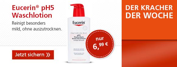 EUCERIN pH5 Protectiv Waschlotion m.Dosierspender