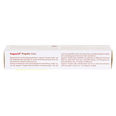 AAGAARD Propolis 10% Salbe 30 Milliliter - Oberseite