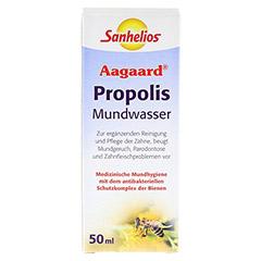 AAGAARD Propolis Lösung 50 Milliliter - Vorderseite