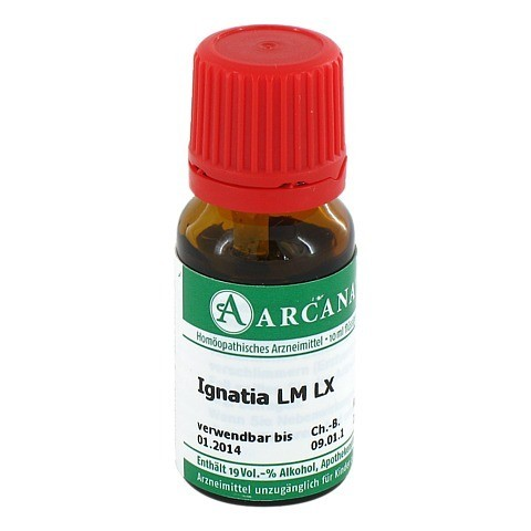 IGNATIA Arcana LM 60 Dilution 10 Milliliter N1