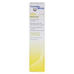 THYMUSKIN MED Serum Gel 200 Milliliter - Linke Seite