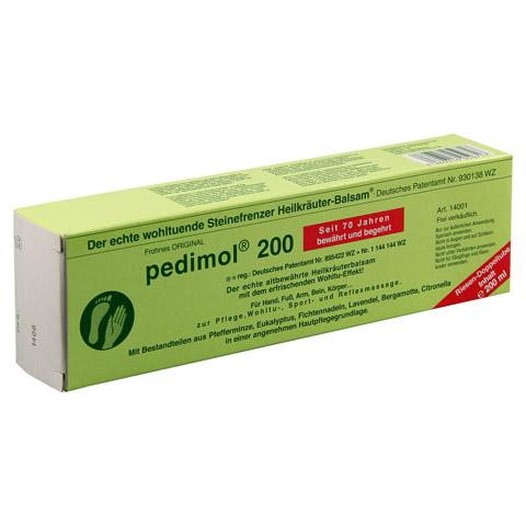 PEDIMOL Balsam 200 Milliliter