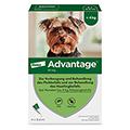 ADVANTAGE 40 mg L�sung Hunde bis 4 kg 4 St�ck