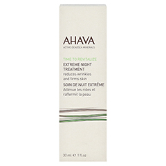 Ahava Extreme Night Treatment Essenz 30 Milliliter - Vorderseite