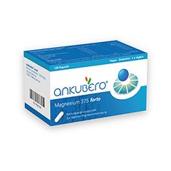 MAGNESIUM 375 forte Kapseln 120 Stück