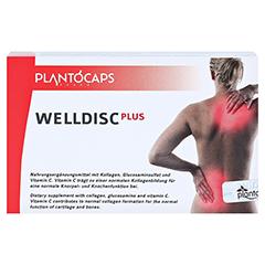 PLANTOCAPS WELLDISC PLUS Kapseln 60 Stück - Vorderseite
