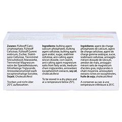 D3 ACTIVE Denk Tabletten 100 Stück - Oberseite