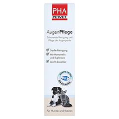 PHA AugenPflege Tropfen f.Hunde/Katzen 20 Milliliter - Vorderseite